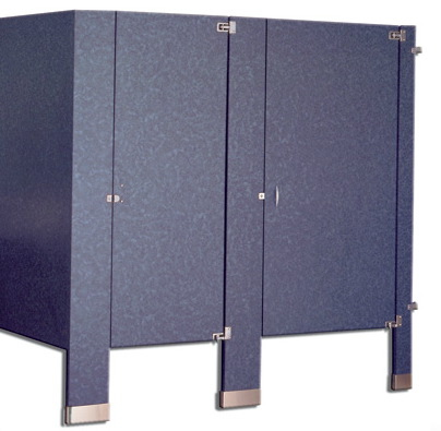 toilet partitions floor mounted from ampco products llc on aecinfo