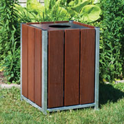 Monona Litter Receptacles
