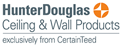 Hunter Douglas Ceilings & Walls