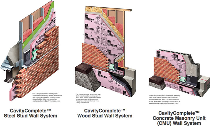 Cavitycomplete From Mortar Net Solutions 174 On Aecinfo Com