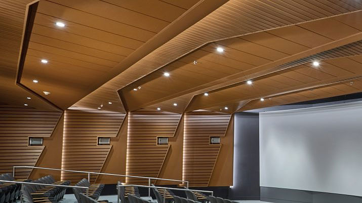Wood Wall Panels From Armstrong Ceiling Solutions