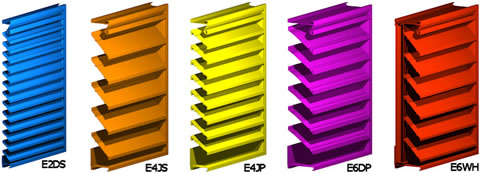 Architectural Louvers From Architectural Louvers Cad