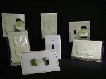 Insulated Switch and Outlet Covers – Available in White and Ivory