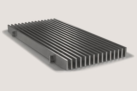 Linear Bar Grilles from Artistry in Architectural Grilles ...