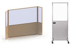 X-Ray Rooms, Walls, Curtains & Booths