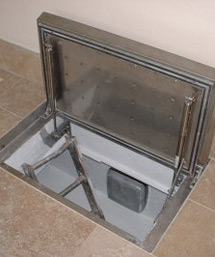 Hinged Access Cover From Howe Green Us On Aecinfo Com