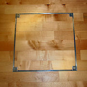 Wood Floor Access Cover