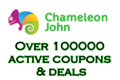 ChameleonJohn – Coupons, Promos and Deals