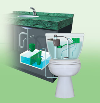 Aecinfo Com News Greywater System Reclaims Water From