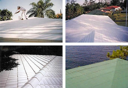 Aecinfo Com News Windproof Your Roof With Roof Mastic