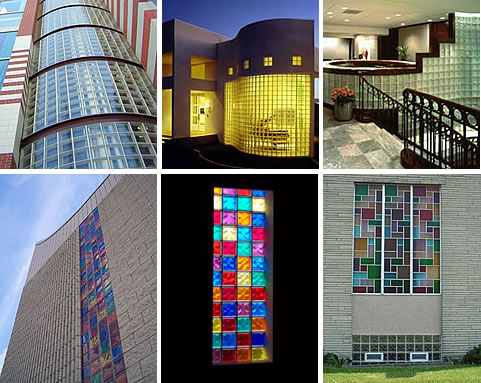 Aecinfo Com News Industrial And Commercial Glass Block