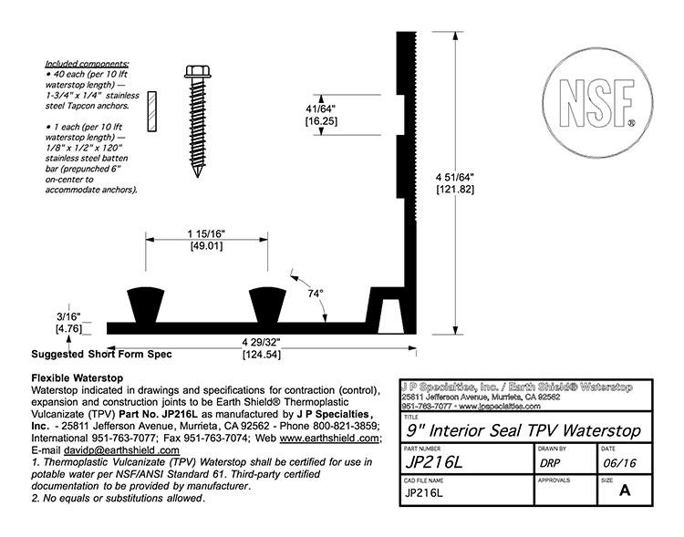 Aecinfo Com News Jp216l Retrofit For Chemical Containment
