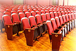 Elegant Auditorium Seating