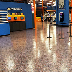 Hermetic™ Flake Flooring System