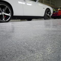 Hermetic™ Quartz Flooring System