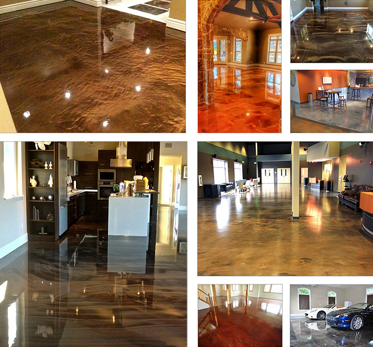 Reflector™ Enhancer Flooring System