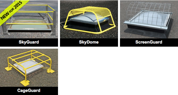 Skylight Protection From Garlock Safety Systems On Aecinfo Com