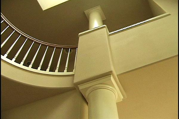 Interior Applications From Classic Column On