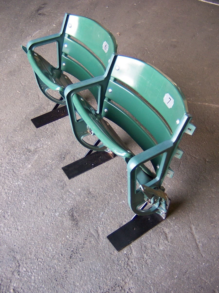 Collectible Stadium Seats From Archer Seating