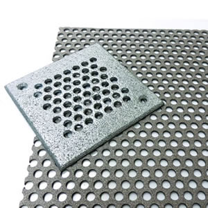 Perforated Plate From Slipnot 174 Metal Safety Flooring Div