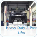 Heavy Duty 2-Post Lifts