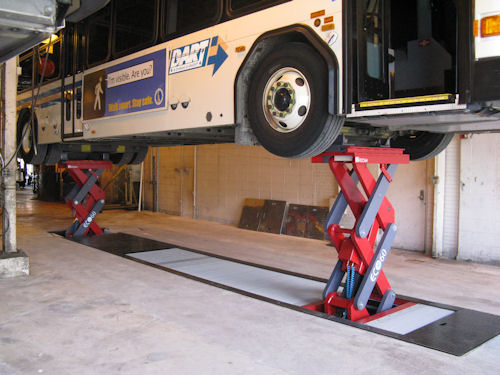 In Ground Car Lift : In ground lifts ecolift from stertil koni on aecinfo