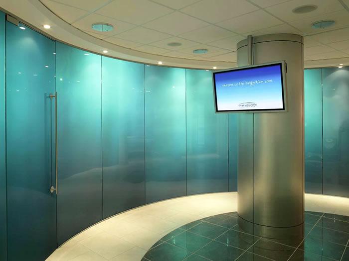 Lunar Smart Glass (LCD) from Avanti Systems USA on AECinfo com
