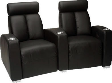 Lovely Movie Seating For The Home Theatre