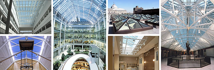 Skylights From Unicel Architectural Corp On