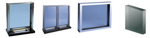 Bullet resistant windows and glazing