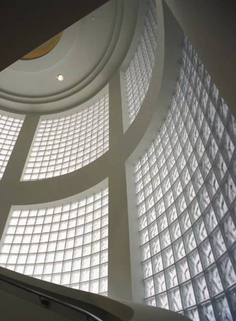 Frosted glass block from Innovate Building Solutions on AECinfo.com