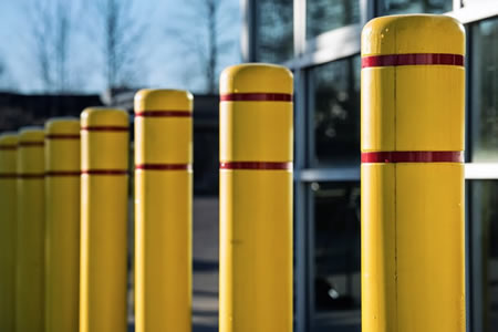 Plastic Bollard Covers From Reliance Foundry Co Ltd On