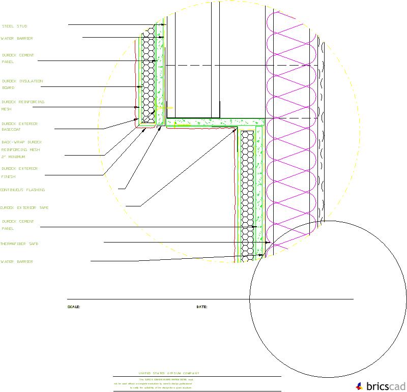 Dur306 Fascia Soffit Aia Cad Details Zipped Into