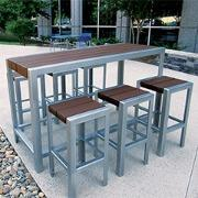 1050 Series from Maglin Site Furniture