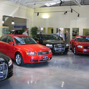 3 Great Flooring Options for Automotive Dealer Showrooms