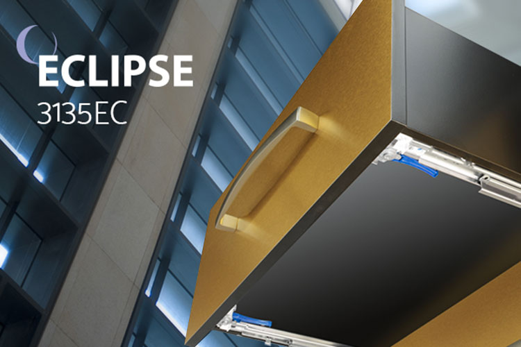 3135EC Eclipse Undermount: Sliding under the radar