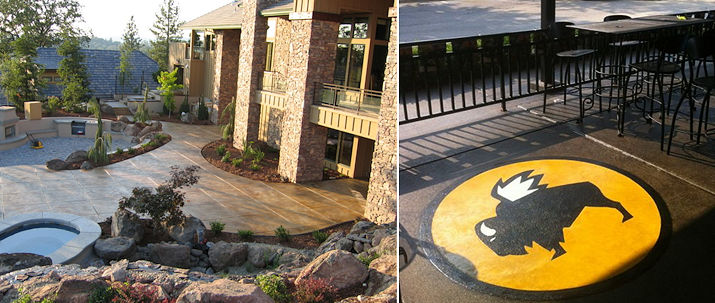 4 Major Advantages of Decorative Concrete in Commercial Settings