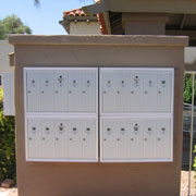 4B+ USPS Approved Vertical Replacement Mailboxes