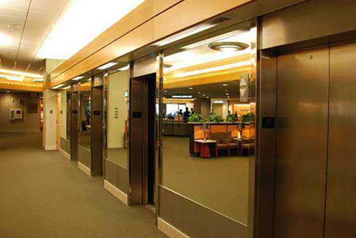 5 Elements of Modern Elevator Lobby Design