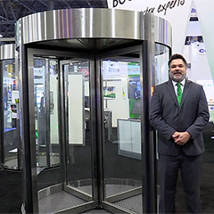 5 Reasons to Choose a Security Revolving Door for Your Physical Security Plan