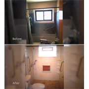 5 Steps to Convert a Bathtub into a Wheelchair Accessible Shower From Innovate Building Solutions