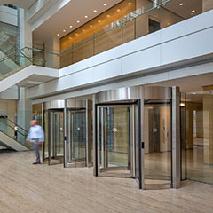 9 Reasons Organizations Select Security Revolving Doors to Protect their Most Valuable Assets