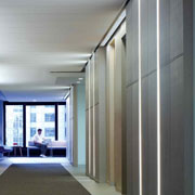 Aag100 Linear Grille Wall Cladding