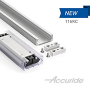 Accuride 116RC Heavy-Duty Linear Track System