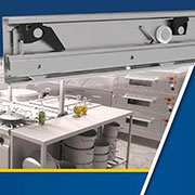 Accuride Expands into Commercial Kitchen Appliances with New Roller-Bearing Slide