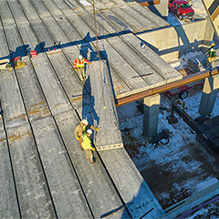Achieve Sustainability Goals with Hollowcore Roof and Floor Systems