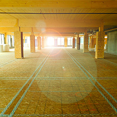 Acousti-Mat® - the sound control solution for your mass timber project