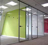 Acoustical Single Glazed Doors