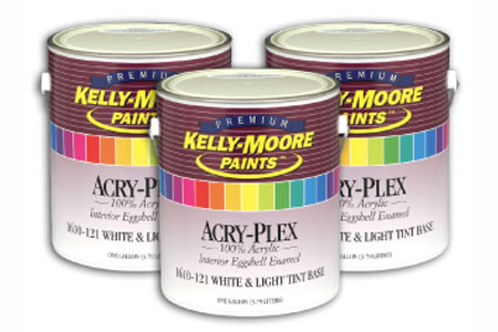 Acrylic Enamel Paint >> AECinfo.com News: Acry-Plex Paints From Kelly-Moore
