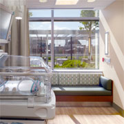 Adjustable Privacy for Neonatal Intensive Care Unit - A Case Study